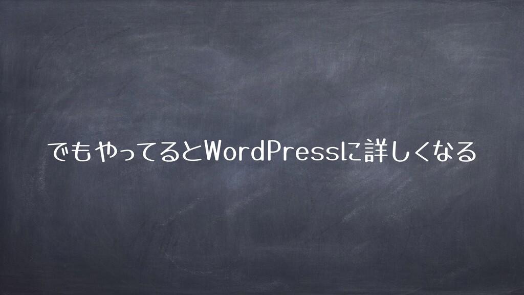 ? ) WordPress 詳 )