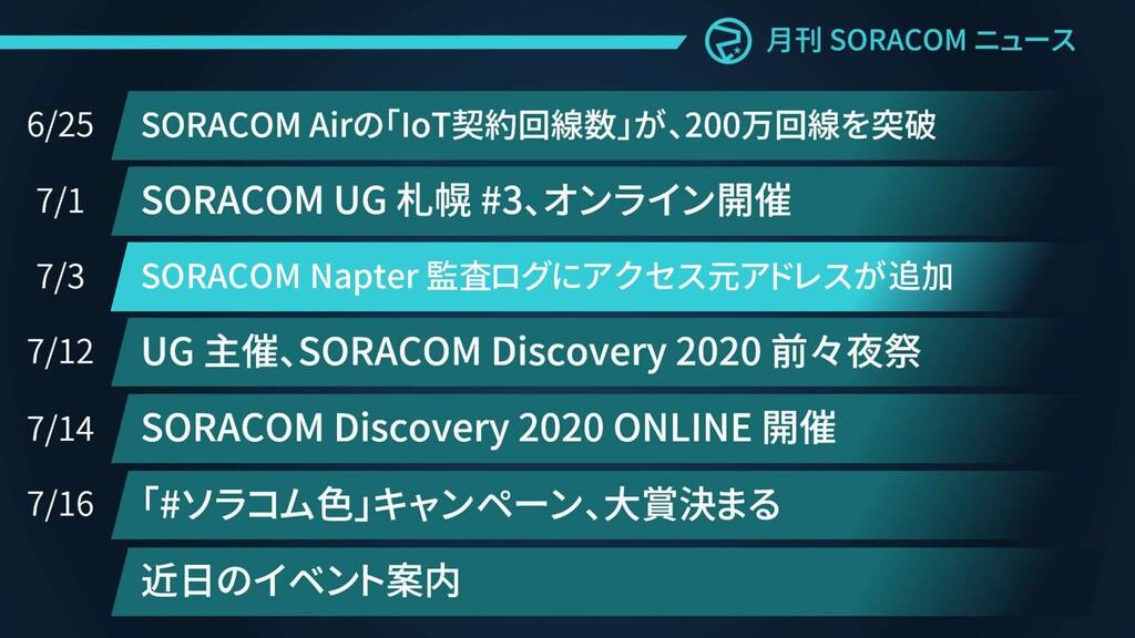 SORACOM Napter 監査ログにアクセス元アドレスが追加
