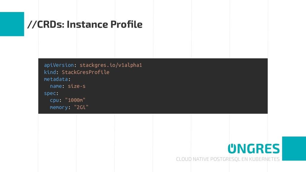 CLOUD NATIVE POSTGRESQL EN KUBERNETES //CRDs: I...