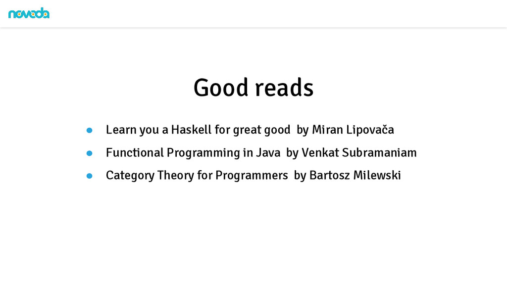 ● Learn you a Haskell for great good by Miran L...