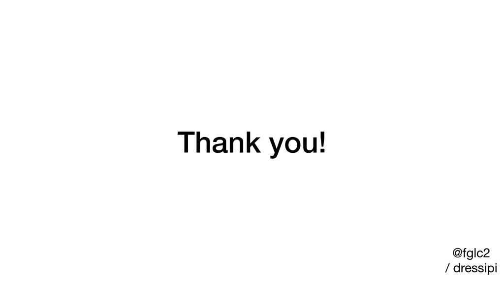 Thank you! @fglc2  / dressipi