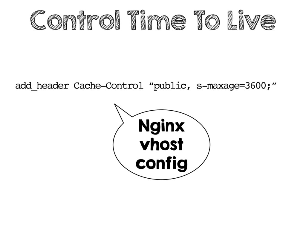 """add_header Cache-Control """"public, s-maxage=3600..."""