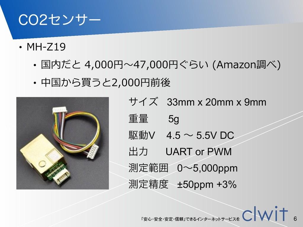 「安心・安全・安定・信頼」できるインターネットサービスを $0ηϯαʔ • MH-‐‑‒Z1...