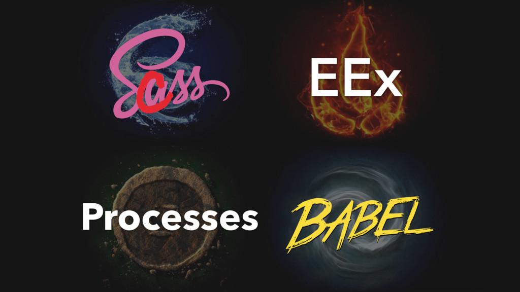 EEx c Processes
