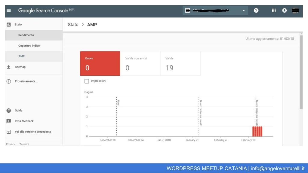 WORDPRESS MEETUP CATANIA   info@angeloventurell...