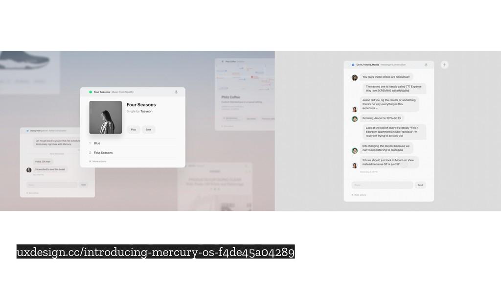 uxdesign.cc/introducing-mercury-os-f4de45a04289