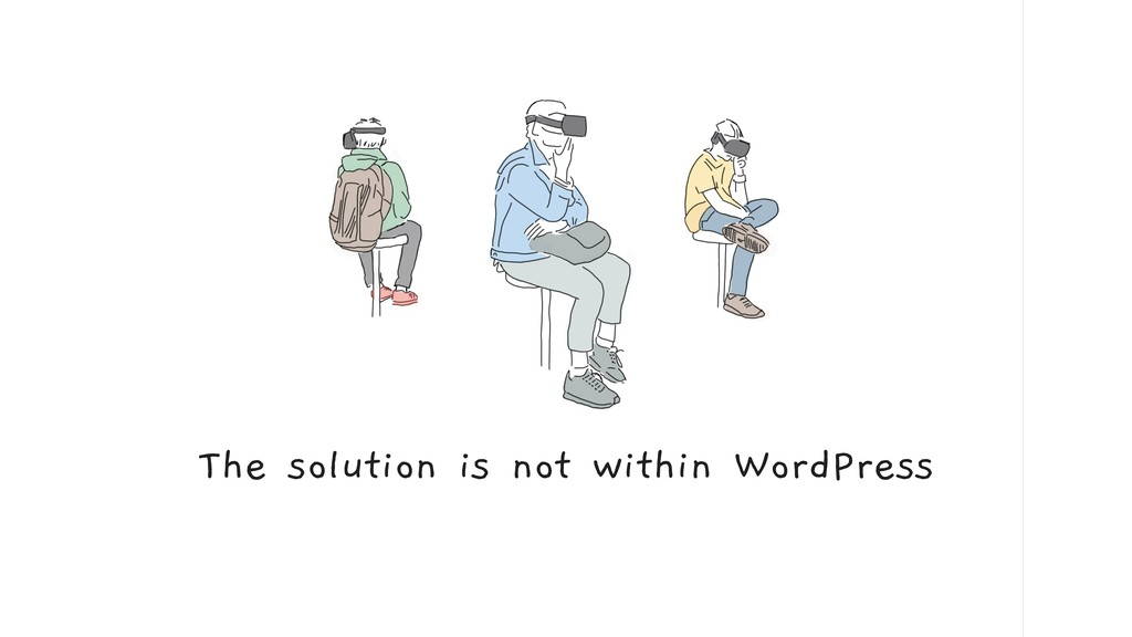 The solution is not within WordPress