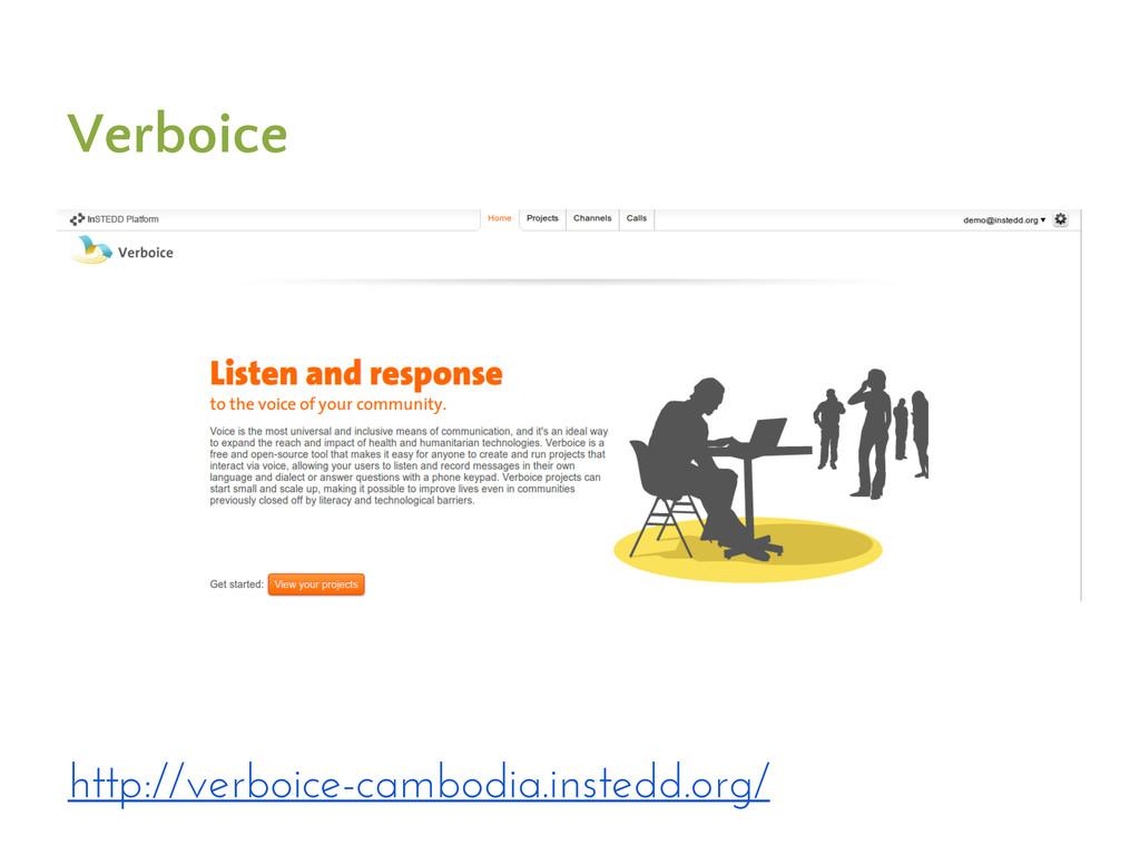 Verboice http://verboice-cambodia.instedd.org/