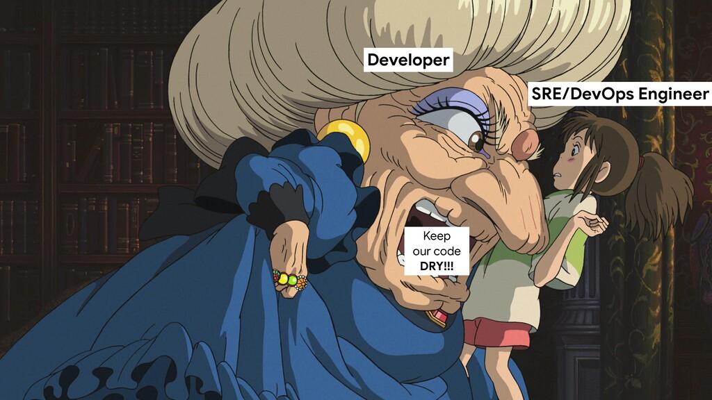 @k2r2bai Developer SRE/DevOps Engineer Keep   o...