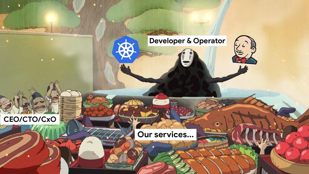 @k2r2bai Our services... Developer & Operator C...