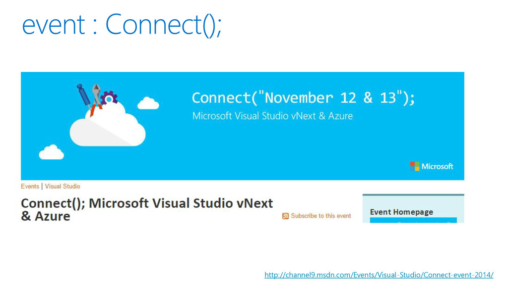 http://channel9.msdn.com/Events/Visual-Studio/C...