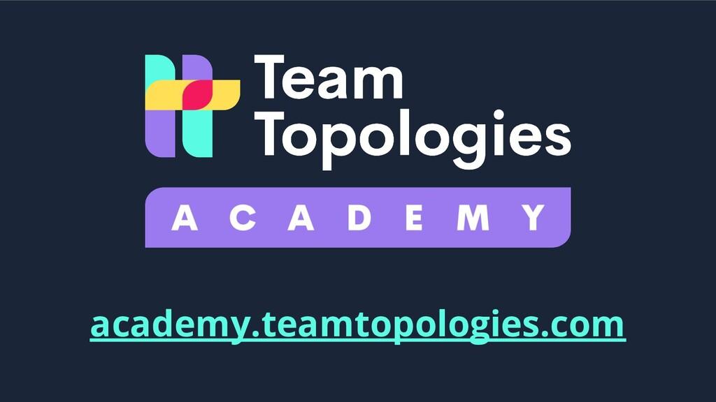 academy.teamtopologies.com