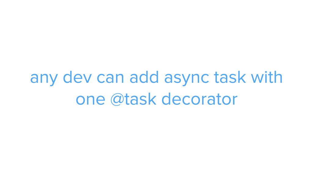 CAROUSEL ADS ADS any dev can add async task wit...