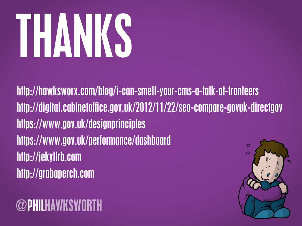 THANKS @PHILHAWKSWORTH http://hawksworx.com/blo...