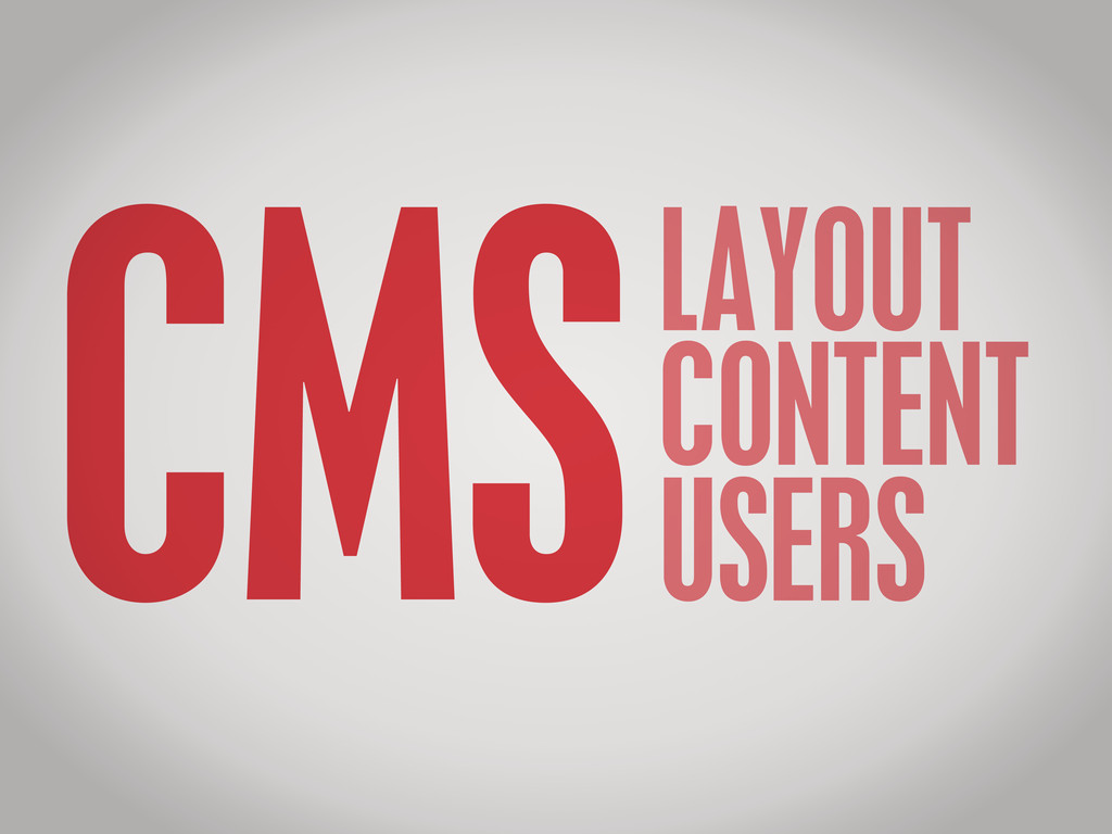 CMSLAYOUT CONTENT USERS