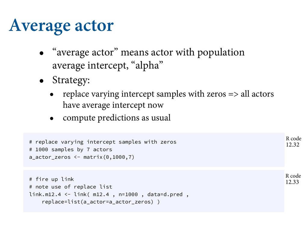 """Average actor • """"average actor"""" means actor wit..."""