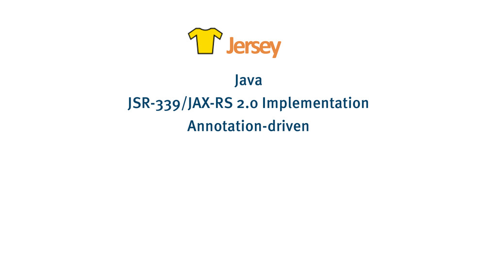 Java JSR-339/JAX-RS 2.0 Implementation Annotati...