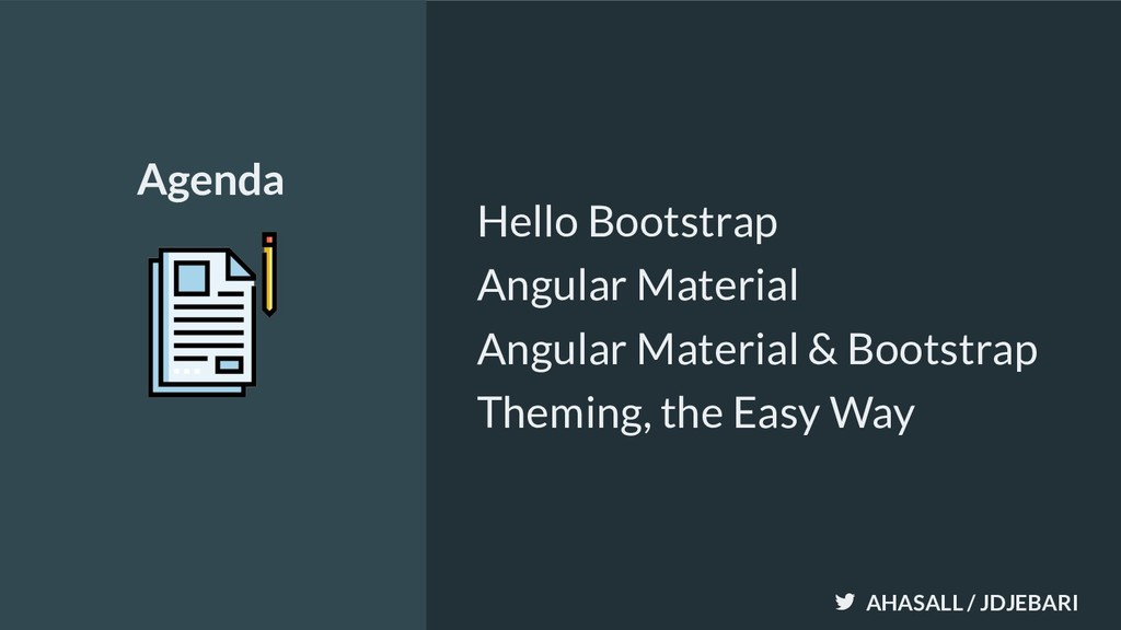 AHASALL / JDJEBARI Hello Bootstrap Angular Mate...