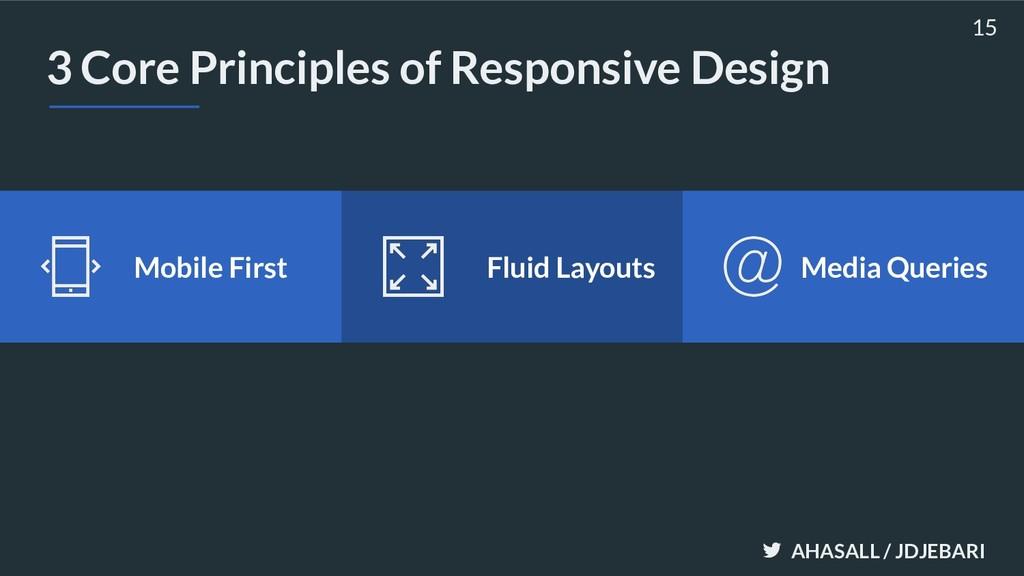 AHASALL / JDJEBARI 3 Core Principles of Respons...