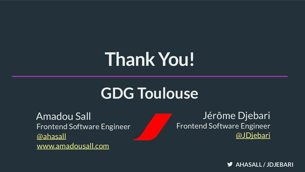 AHASALL / JDJEBARI @JDjebari Frontend Software ...