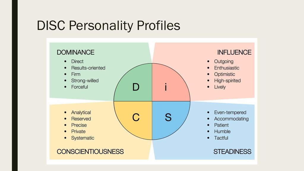 DISC Personality Profiles