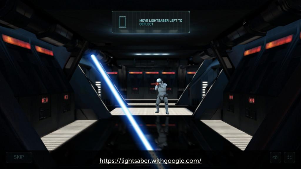 https://lightsaber.withgoogle.com/