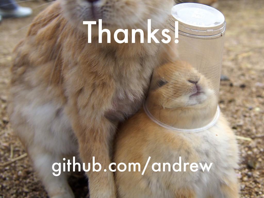 github.com/andrew Thanks!