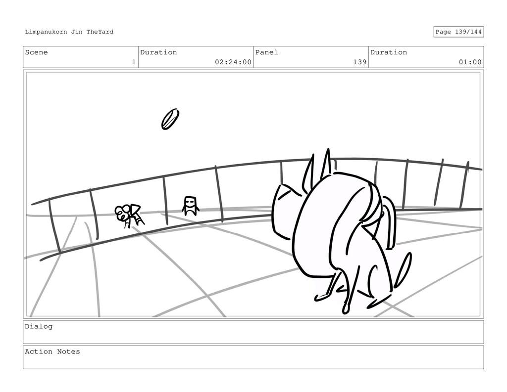 Scene 1 Duration 02:24:00 Panel 139 Duration 01...