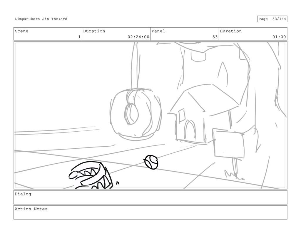 Scene 1 Duration 02:24:00 Panel 53 Duration 01:...
