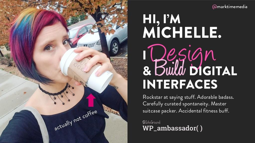@marktimemedia I Design & Build DIGITAL INTERFA...