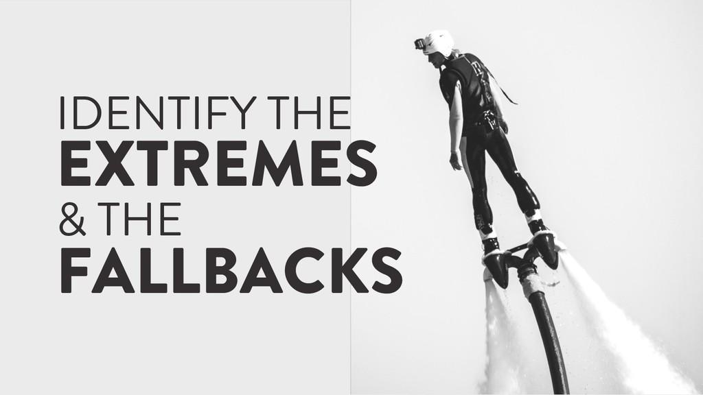 @marktimemedia IDENTIFY THE EXTREMES & THE FALL...