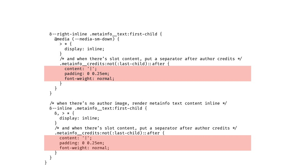 &!--right-inline .metainfo!__text:first-child {...