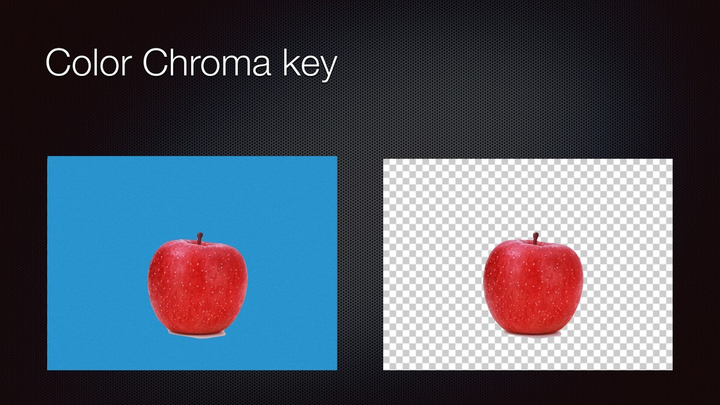 Color Chroma key