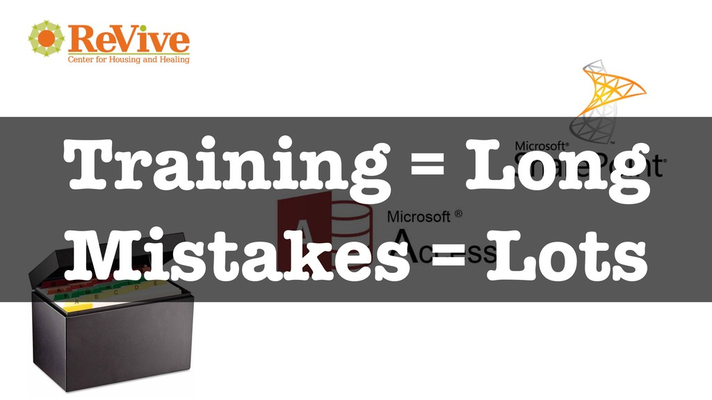 Training = Long Mistakes = Lots