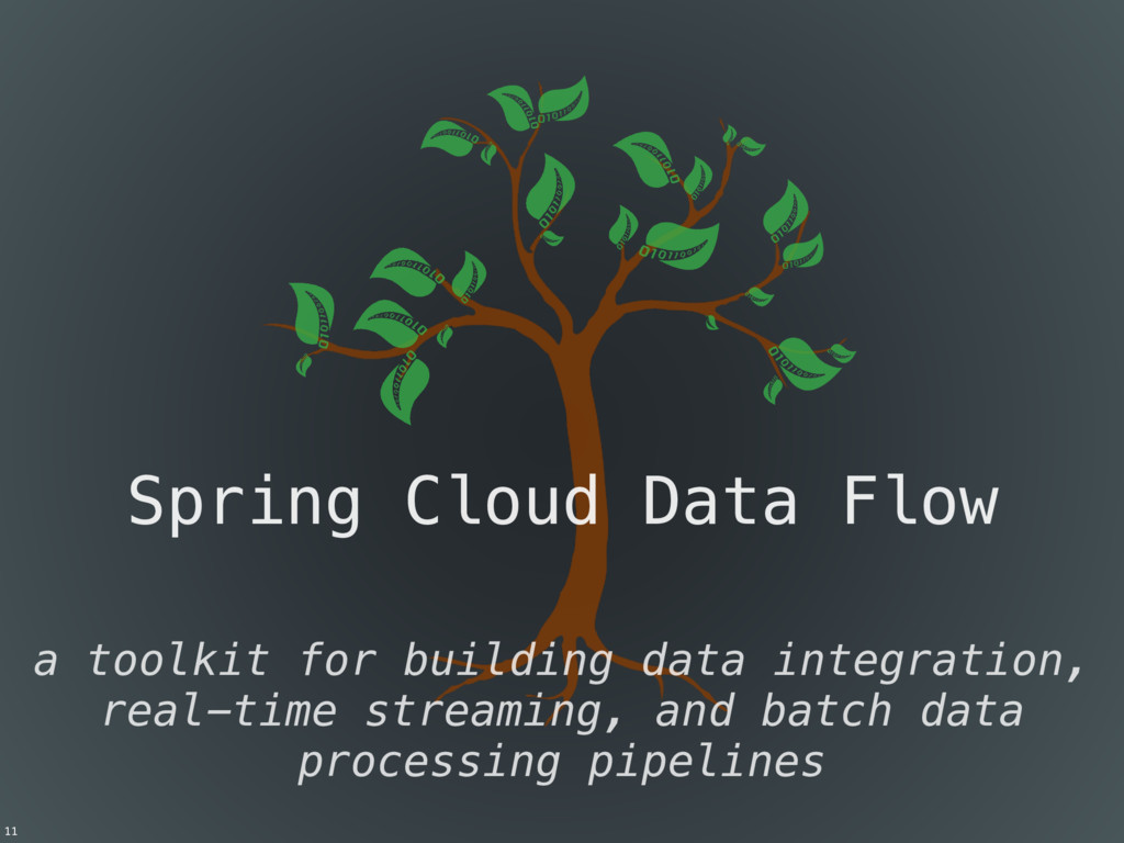 a toolkit for building data integration, real-t...