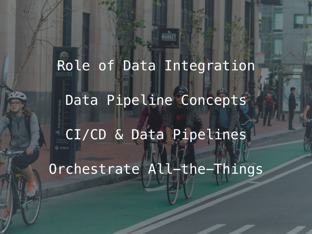 Role of Data Integration Data Pipeline Concepts...