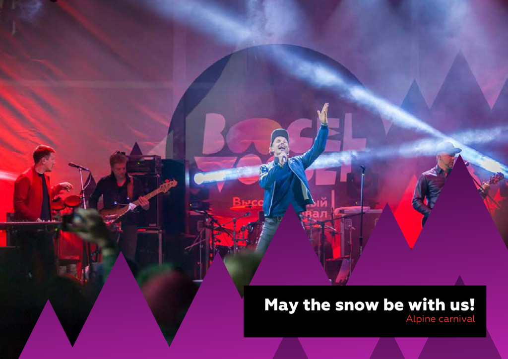 15 May the snow be with us! Alpine carnival