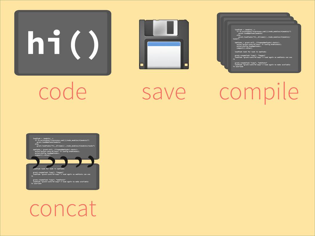 hi() code % save loadTask = (module) -> if fs.e...