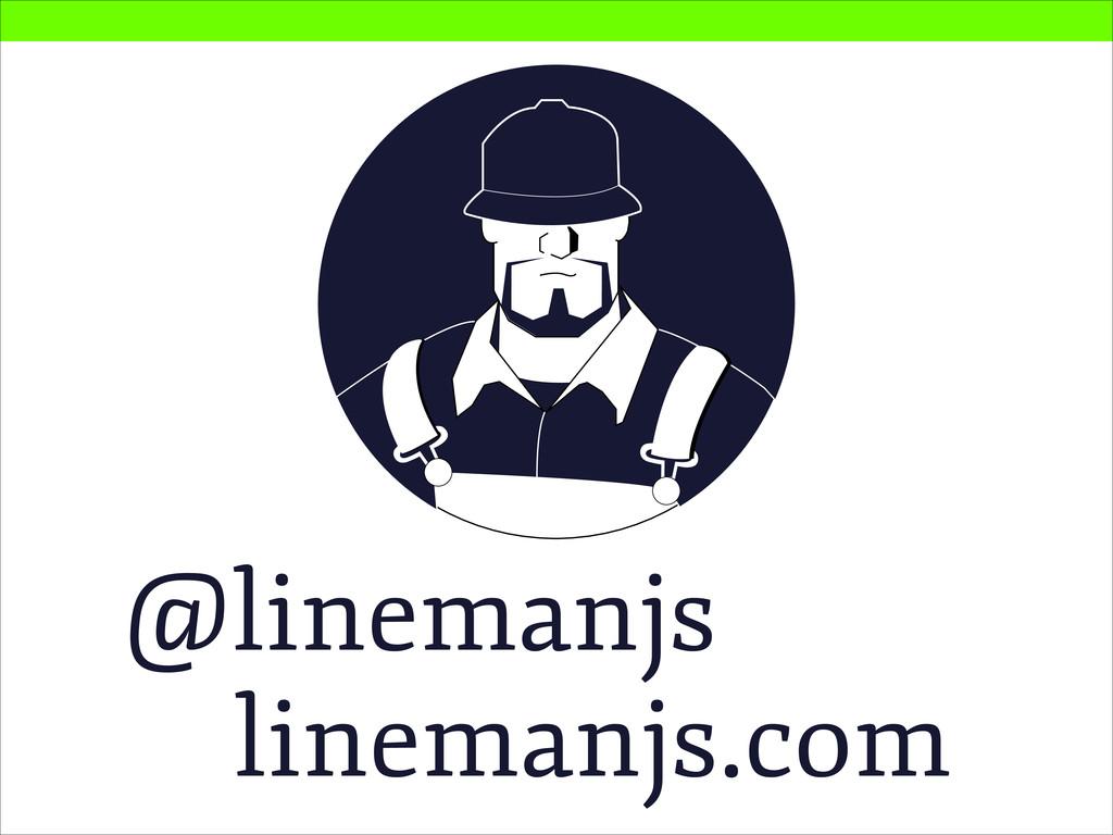 @linemanjs linemanjs.com