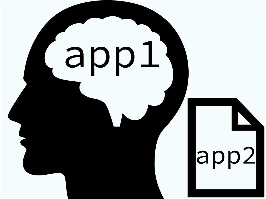 app1 app2