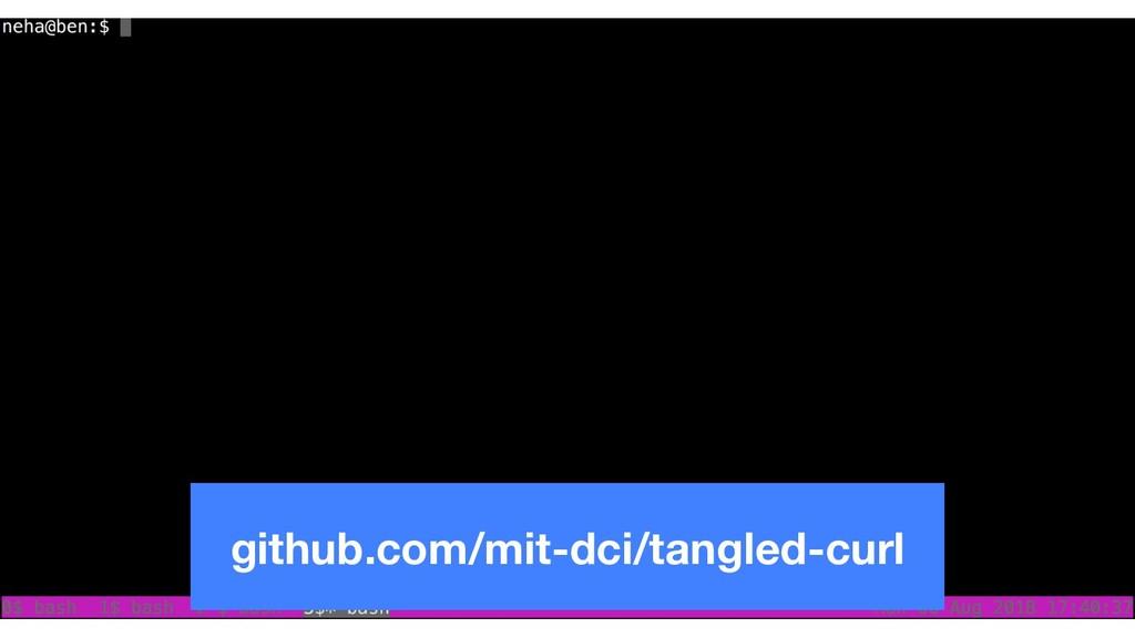 30 github.com/mit-dci/tangled-curl