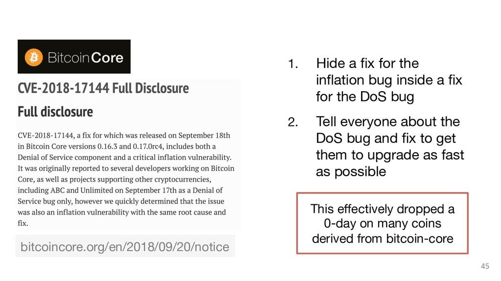 45 bitcoincore.org/en/2018/09/20/notice 1. Hi...