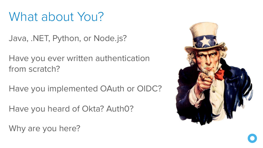 What about You? Java, .NET, Python, or Node.js?...