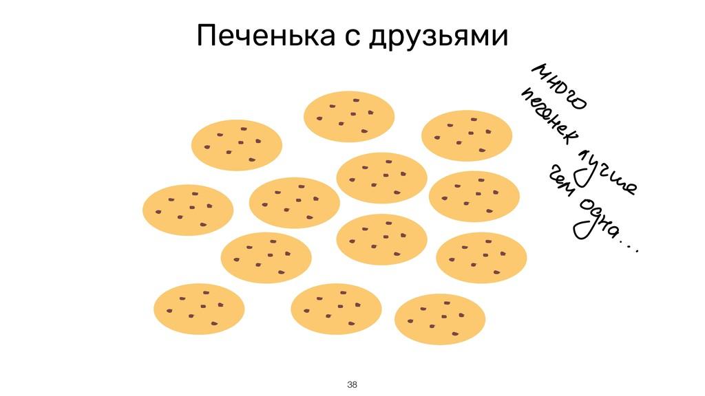 Печенька с друзьями 38