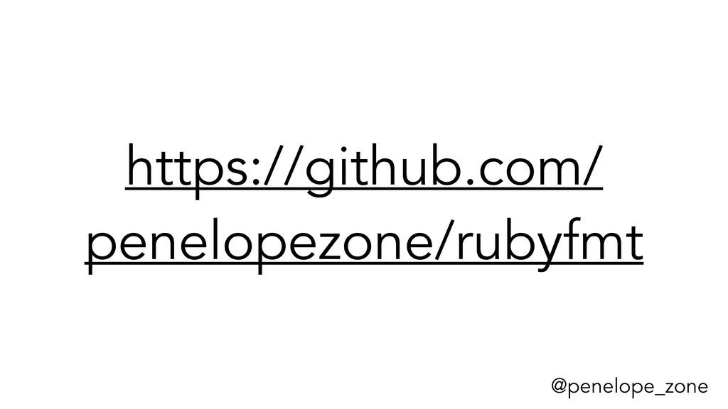 @penelope_zone https://github.com/ penelopezone...