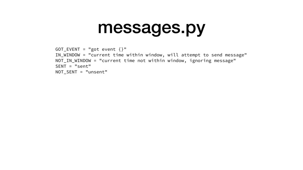 """messages.py GOT_EVENT = """"got event {}"""" IN_WINDO..."""