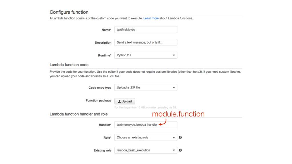 module.function