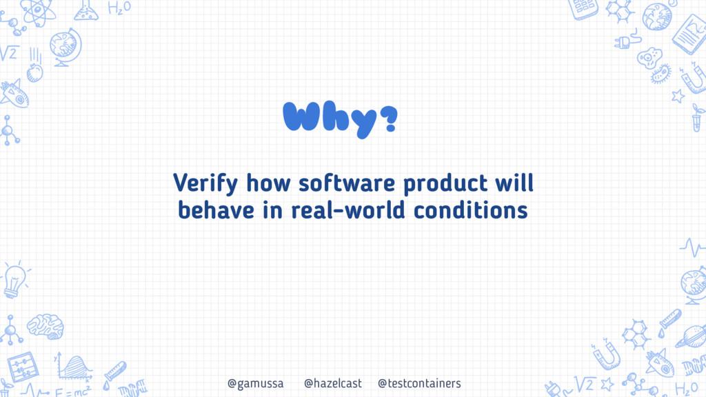@gamussa @hazelcast @testcontainers Verify how ...