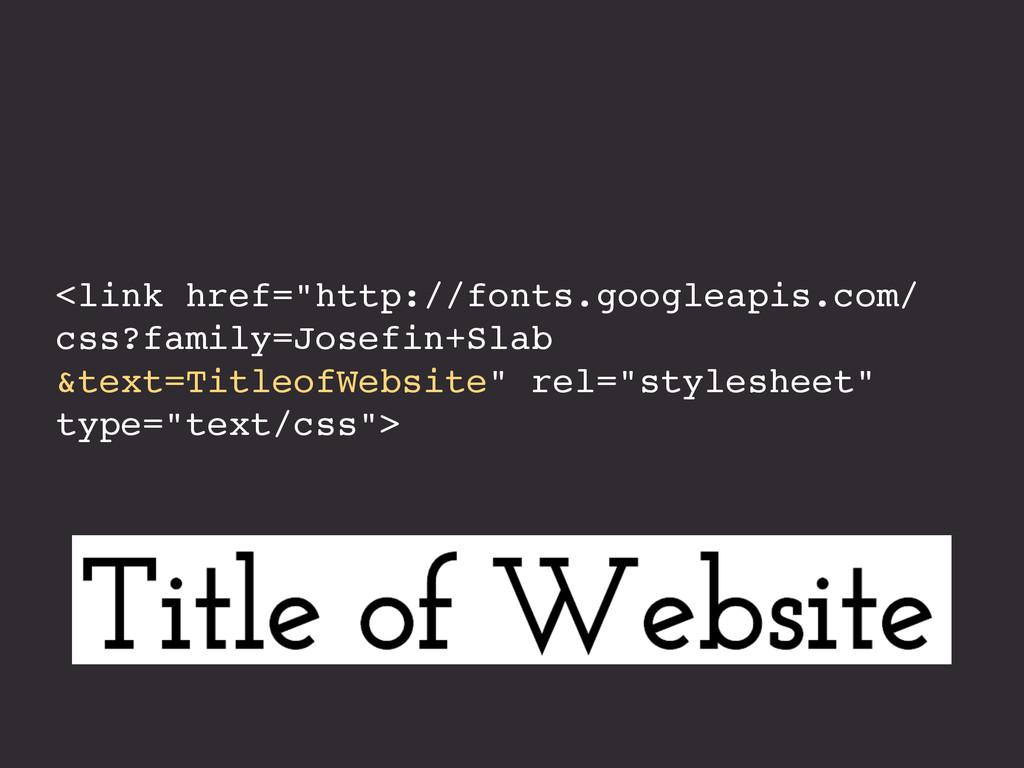 "<link href=""http://fonts.googleapis.com/ css?fa..."