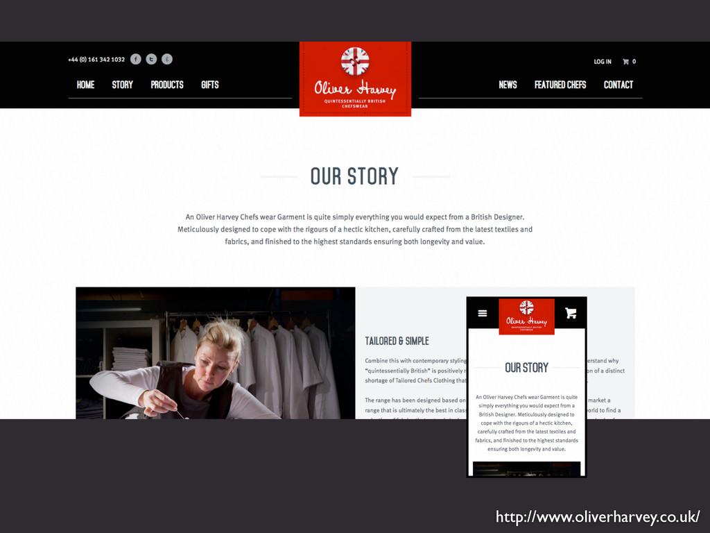 http://www.oliverharvey.co.uk/